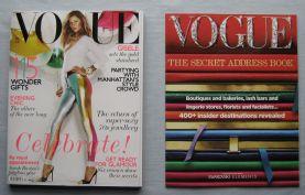 Vogue Magazine - 2011 - December